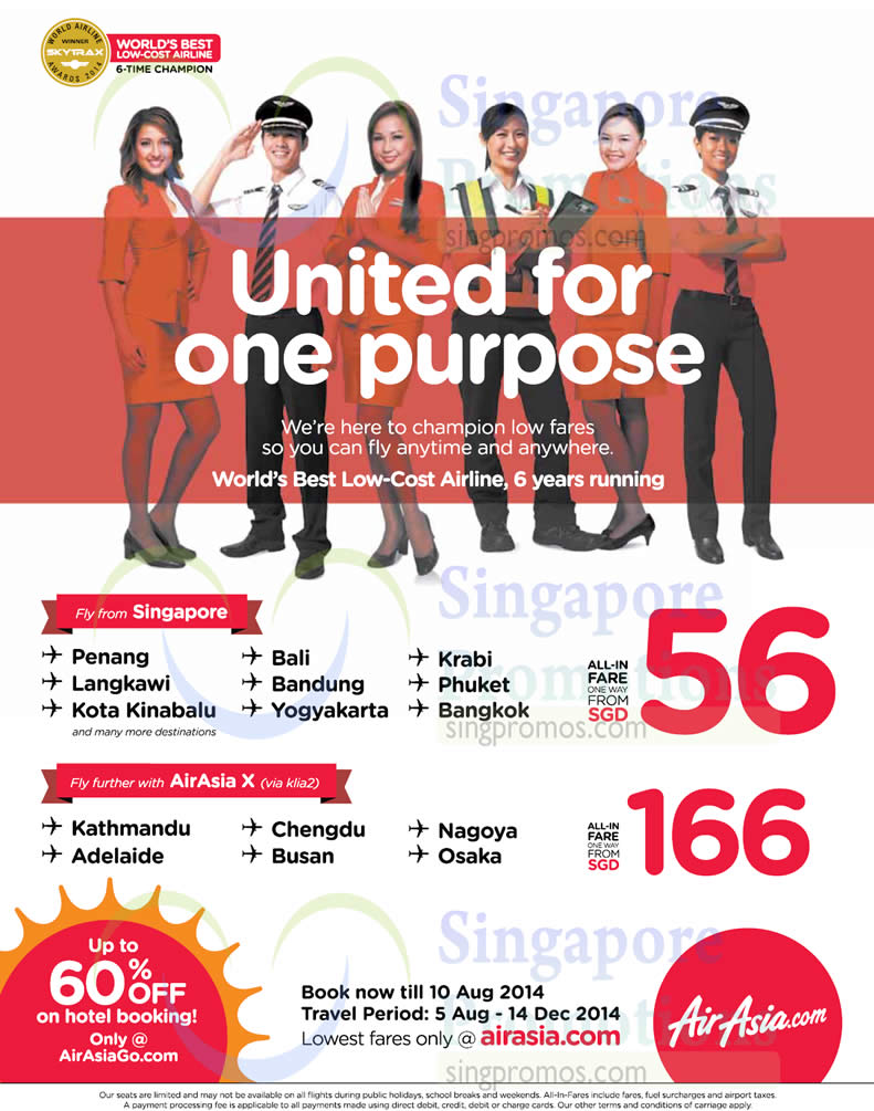 United For One Purpose