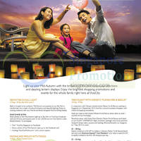 Read more about Vivocity Mid-Autumn Promotions & Activities 15 Aug - 8 Sep 2014