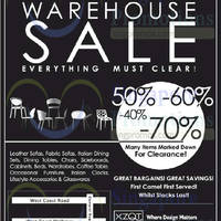 Read more about XZQT Warehouse SALE 9 Aug 2014