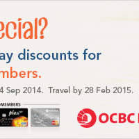 Read more about Zuji Singapore 13% OFF Hotels Coupon Code (NO Min Spend) For OCBC Cardmembers 18 Aug - 14 Sep 2014