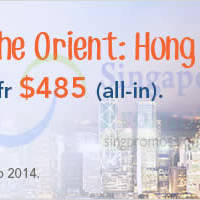 Read more about Zuji Hong Kong From $485 (all-in) 4D3N SIA Flights & Hotel Packages 12 Aug - 7 Sep 2014