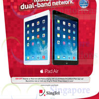 Singtel Smartphones, Tablets, Home / Mobile Broadband & Mio TV Offers 23 - 29 Aug 2014