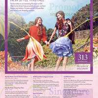 Read more about 313 Somerset Fall Promotions & Activities 26 Sep - 2 Nov 2014