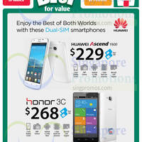 Read more about 7-Eleven Huawei Dual-SIM Smartphone Offers 4 Sep 2014
