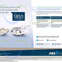 Read more about ANZ Time Deposits Up To 1.80% 8 Sep - 31 Oct 2014