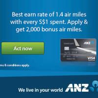 Read more about ANZ Travel Visa Signature Card Free Limo Transfers & Travel Insurance 7 Sep 2014