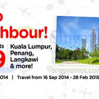 Read more about Air Asia Go From $55 Hotels + Flights Packages Promo 15 - 21 Sep 2014