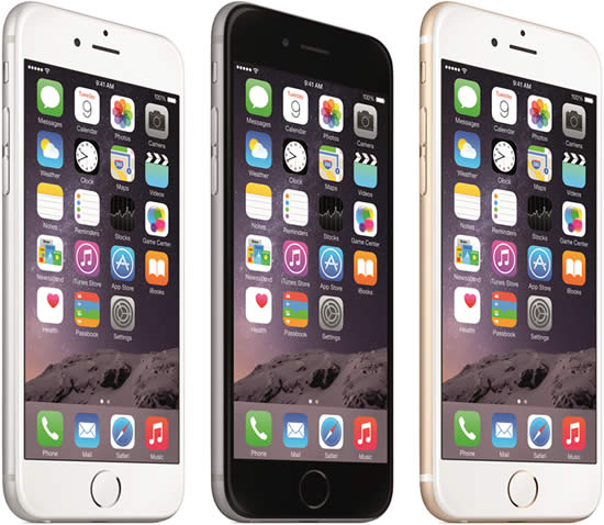 Apple iPhone 6 n iPhone 6 Plus (2)
