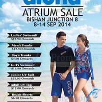 Read more about Arena Atrium Sale @ Junction 8 Bishan 8 - 14 Sep 2014