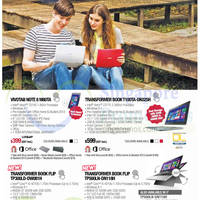 Asus Transformer Book Series Offers 19 Sep 2014