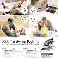 Read more about Asus Transformer Book Flip Offers 6 Sep 2014