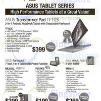 Read more about ASUS Tablets Offers 24 Sep 2014