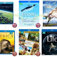 Read more about BBC Up to 70% OFF Earth Titles Blu-Ray Documentaries 24hr Promo 8 - 9 Sep 2014
