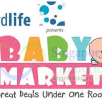 Baby Market Fair 2014 @ Singapore Expo 2 - 5 Oct 2014