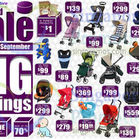 Read more about Baby Hyperstore Weekend Sale Offers 19 - 21 Sep 2014