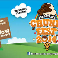 Read more about Ben & Jerry's ChunkFest 2014 @ Gardens by the Bay 4 Oct 2014