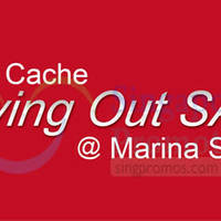Cache Cache Moving Out SALE @ Marina Square 1 - 10 Sep 2014