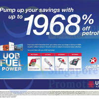 Read more about Caltex Up To 19.68% Savings With UOB Cards 12 Sep 2014