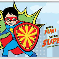 City Square Mall Children's Day Celebrations Promotions & Offers 3 Oct - 2 Nov 2014