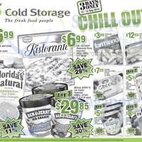 Read more about Cold Storage Ben & Jerry's 3 For $30 Promo 12 - 14 Sep 2014