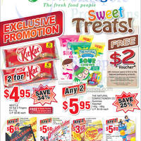 Read more about Cold Storage Sweet Treats Promo Offers 26 Sep - 2 Oct 2014