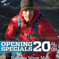Read more about Columbia 20% Off Opening Promo @ Kallang Wave 26 Sep 2014