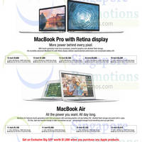 Read more about Courts Apple Macbook Notebooks Offers 12 Sep 2014
