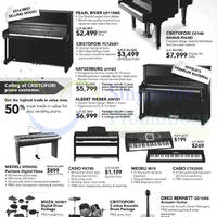 Read more about Cristofori Music Fair Piano Offers 26 Sep 2014