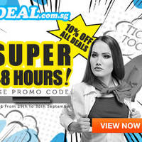 Read more about Deal.com.sg 10% OFF (NO Min Spend) 48hr Discount Coupon Code 29 - 30 Sep 2014
