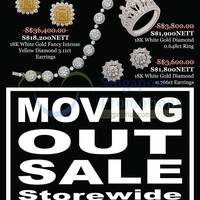 Read more about Defred Storewide 50% Off Moving Out Sale @ Mandarin Gallery 6 - 26 Sep 2014