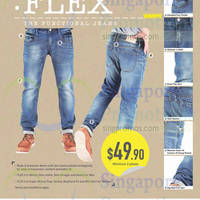 Read more about Denizen New Flex Jeans 19 Sep 2014