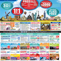 Read more about Dynasty Travel Fest' Preview Fair @ Millenia Walk 27 - 28 Sep 2014