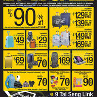 Read more about Famous Tai Seng Warehouse SALE 11 - 14 Sep 2014