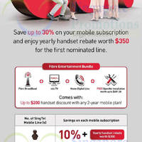 Read more about Singtel Smartphones, Tablets, Home / Mobile Broadband & Mio TV Offers 20 - 26 Sep 2014