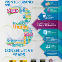 Read more about Fuji Xerox Printer Offers 8 Sep - 23 Nov 2014