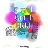 Read more about Gelato Buy 1 Get 1 FREE Promo 30 Sep - 31 Dec 2014