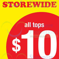 Read more about Giordano $10 Second Top Promo 18 - 22 Sep 2014