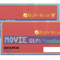 Golden Village 35% OFF Two Movie Gift Vouchers 22 Sep 2014