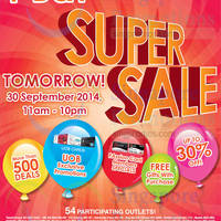 Read more about Guardian 1-Day Super Sale 30 Sep 2014