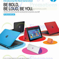 Read more about HP Notebooks, Desktop PCs & Accessories Promotion Offers 1 - 30 Sep 2014