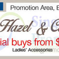Read more about Hazel & Co Special Buys @ Isetan Orchard 16 Sep 2014