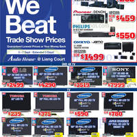 Read more about Audio House Electronics, TV, Notebooks & Appliances Offers @ Liang Court 5 - 7 Sep 2014