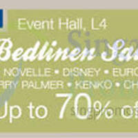 Read more about Isetan Bedlinen Sale @ Isetan Scotts 19 - 24 Sep 2014