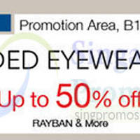 Read more about Isetan Branded Eyewear Sale @ Isetan Orchard 16 Sep 2014