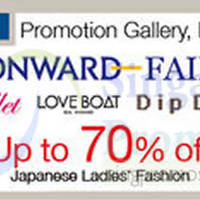Read more about Isetan Japanese Ladies' Fashion Onward Fair 12 - 18 Sep 2014
