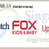 Read more about Isetan Pumpkin Patch & Fox Kids & Baby Promotion @ Isetan Scotts 3 - 9 Oct 2014