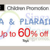 Read more about Tomica & Plarail Toys Fair @ Isetan Parkway Parade 23 Sep - 2 Oct 2014