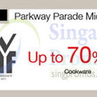 Read more about WMF Up To 70% Off Clearance @ Isetan Parkway Parade 6 - 12 Oct 2014