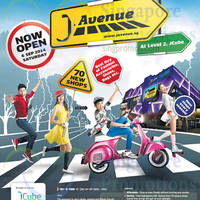 Read more about JCube New Retail Zone J. Avenue Now Open 5 Sep 2014