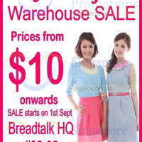 Read more about Joop Warehouse Sale @ Breadtalk IHQ 1 Sep 2014